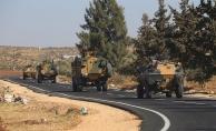 TSK ve ÖSO, Afrin'de Kızılbaş, İskan, Başilhaya ve Kutanlı köylerini teröristlerden temizledi
