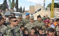 2. Ordu Komutanı Korgeneral Temel'den Afrin'den kardeşlik mesajı