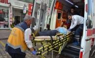 Adıyaman'da maden işçilerini taşıyan minibüs ile otomobil çarpıştı: 14 yaralı