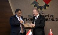 Bakan Özlü, Sudanlı bakanlarla görüştü