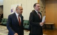 Başbakan Yardımcısı Işık Türkiye-Sırbistan Karma Ekonomik Komisyonu 3. Dönem Toplantısı'na katıldı