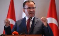 Bozdağ: AK Parti'yi oturarak engellemeleri mümkün değildir