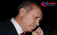 Cumhurbaşkanı Erdoğan, Şi ile telefonda görüştü