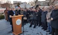 """""""Niğde Bugün Afrin'de"""" kampanyası"""