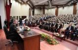 """Orgeneral Akar'dan """"Türkiye ve Güvenlik"""" konferansı"""