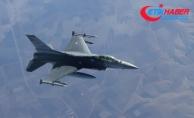 Irak'ın kuzeyine hava harekatı: 8 hedef vuruldu