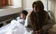 YPG/PKK'lı teröristler çocukların bulunduğu araca tanksavarla saldırdı
