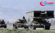 Afrin'in Korzlu, Çakur, Naz, Zerkanlı ve Balal köyleri teröristlerden temizlendi