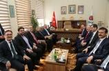 Bakan Gül Azerbaycan İçişleri Bakanı ve Başsavcısı ile görüştü