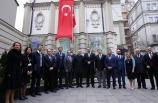 Bakan Soylu Kiev Yunus Emre Enstitüsünü ziyaret etti