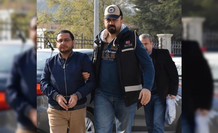 "FETÖ'nün bölge imamı Yunanistan bayraklı ""yat""ta yakalandı"