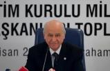 MHP Lideri Bahçeli'den milli güreşçilere kutlama mesajı