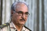 Öldüğü iddia edilen darbeci General Hafter Mısır'dan Libya'ya döndü