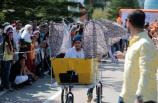 """Portakal Çiçeği Karnavalında """"Porta-Car Tasarımlı Araba Yarışı"""" düzenlendi"""