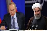 Putin-Ruhani görüşmesi sona erdi