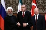 Ruhani: Suriye'nin geleceği sadece Suriye halkını ilgilendiriyor ve sadece Suriye halkına aittir
