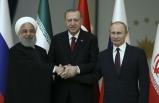 """""""Türkiye-Rusya-İran Üçlü Zirvesi"""" başladı"""