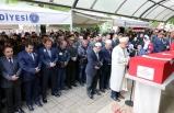 Şehit Piyade Uzman Çavuş Taner Çobanoğlu'nun cenazesi Bursa'da toprağa verildi