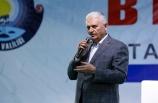 Başbakan Binali Yıldırım: Zulmün fotoğrafı gayet açık ve nettir