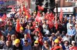CHP'nin cumhurbaşkanı adayı İnce, Zonguldak'ta