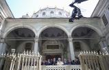Cumhurbaşkanı Erdoğan, restore edilen Nusretiye Camisi'nin açılışını yaptı