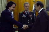 Genelkurmay Başkanı Akar Pakistan'da