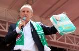CHP'nin cumhurbaşkanı adayı İnce, Kars'ta
