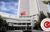 Dışişleri Bakanlığından Çavuşoğlu-Pompeo görüşmesine dair açıklama