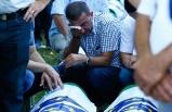 Srebrenitsa soykırımı kurbanları için anma töreni yapıldı