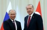 Erdoğan, Putin ile 3'üncü kez bir araya gelecek
