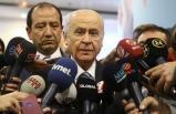MHP Lideri Bahçeli: Cumhur İttifakı'nın içerisinde gönül vardır, ülke sevdası vardır, karşılıklı saygı vardır