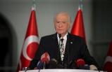 MHP Lideri Bahçeli: 31 Mart seçimleri bizatihi cumhurun zafer tacıdır