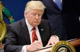 """Trump, """"İran'a karşı 120 bin asker"""" iddiasını reddetti"""