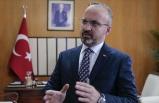 AK Parti Grup Başkanvekili Turan'dan Diyanet İşleri Başkanı Erbaş'a destek:
