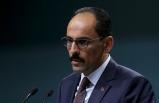 """Cumhurbaşkanlığı Sözcüsü Kalın, NATO müttefiklerine """"Türkiye'nin dayanışmasını"""" örnek gösterdi"""