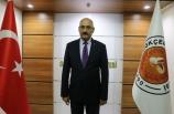 Görevden alınan Gökçebağ Beldesi Belediye Başkanının yerine Kurtalan Kaymakamı atandı