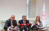 Üç bakan, Koronavirüs Bilim Kurulu Toplantısı'nın ardından açıklama yaptı