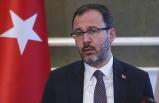 Bakan Kasapoğlu, federasyon başkanlarıyla görüştü