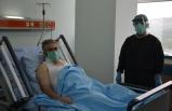 Türkiye'de plazma tedavisi ile Kovid-19'u yenen ilk hasta Aybar: