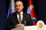 """Çavuşoğlu, İİT toplantısında """"İsrail'in Filistin topraklarını ilhak planlarını"""" değerlendirdi:"""