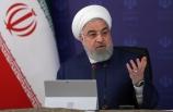 """Ruhani: """"ABD ve İsrail, İran halkı ile rejimi arasında tefrika çıkarmak istiyor"""""""
