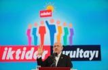 CHP'nin 37. Olağan Kurultayı'nda Kılıçdaroğlu tek aday oldu