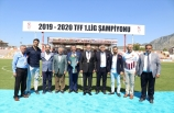 Hatayspor Kulübü yönetim kurulunda görev dağılımı yapıldı