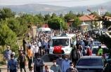 Şehit Özel Harekat Polisi Muhammet Demir, Sivas'ta son yolculuğuna uğurlandı