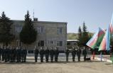 Azerbaycan, Ermenistan'ın işgalinden kurtarılan İran sınırına karakollar kurdu