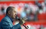 Cumhurbaşkanı Erdoğan: Bu terör bataklığını kurutacağız