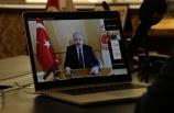 TBMM Başkanı Şentop, Çerkezköy Endüstriyel Fuarı'na on-line katıldı: