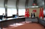 CHP Genel Başkanı Kılıçdaroğlu, öğretmenlerle görüştü: