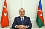 Dışişleri Bakanı Çavuşoğlu, Bakü'de basın mensuplarına değerlendirmelerde bulundu: