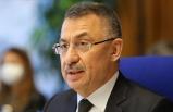 Cumhurbaşkanı Yardımcısı Oktay'dan şehit Korgeneral Erbaş'ın eşi ve ablasına taziye telefonu